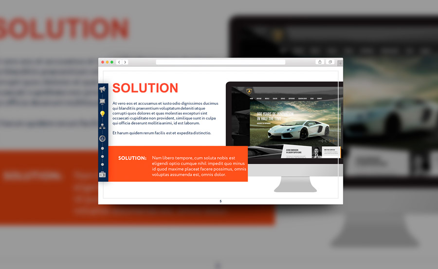 Дизайн презентаций для Bright Chimp