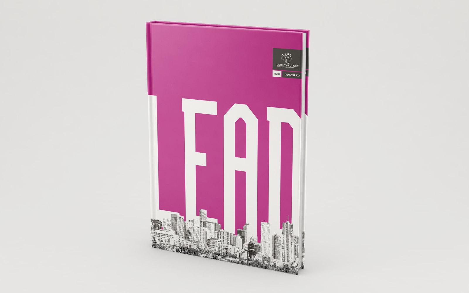 Разработка брошюры для Lead the cause