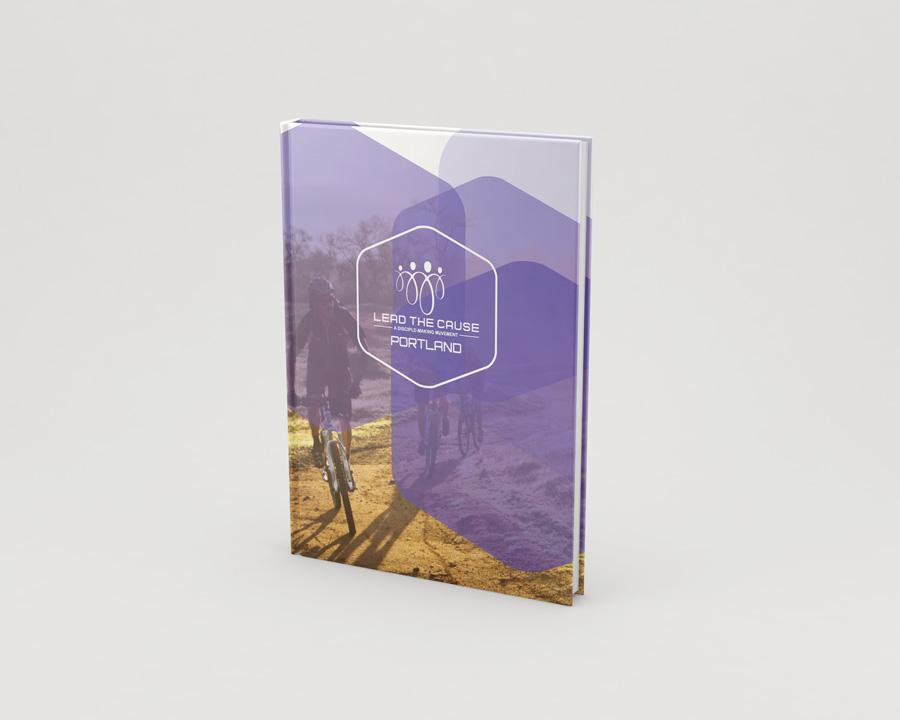 Проект брошюр в InDesign