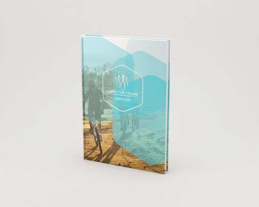Стильный дизайн брошюр в InDesign
