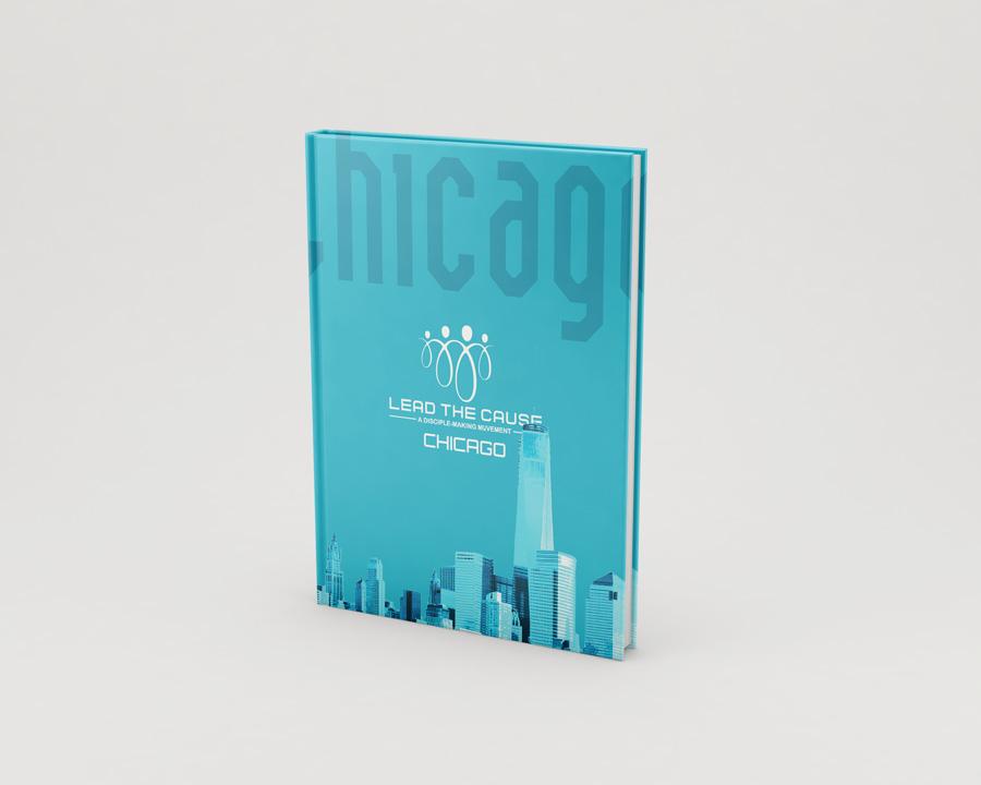Графический дизайн для компании из Чикаго
