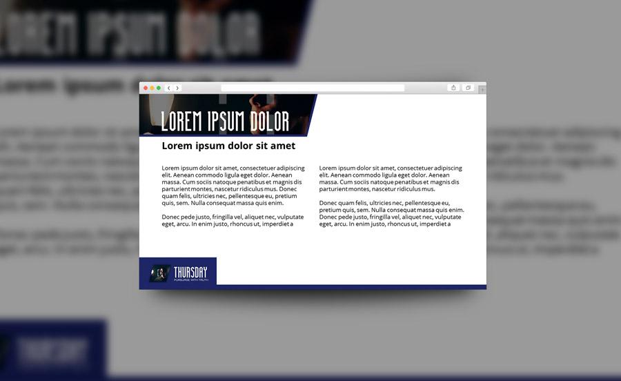 Креативная презентация в PowerPoint