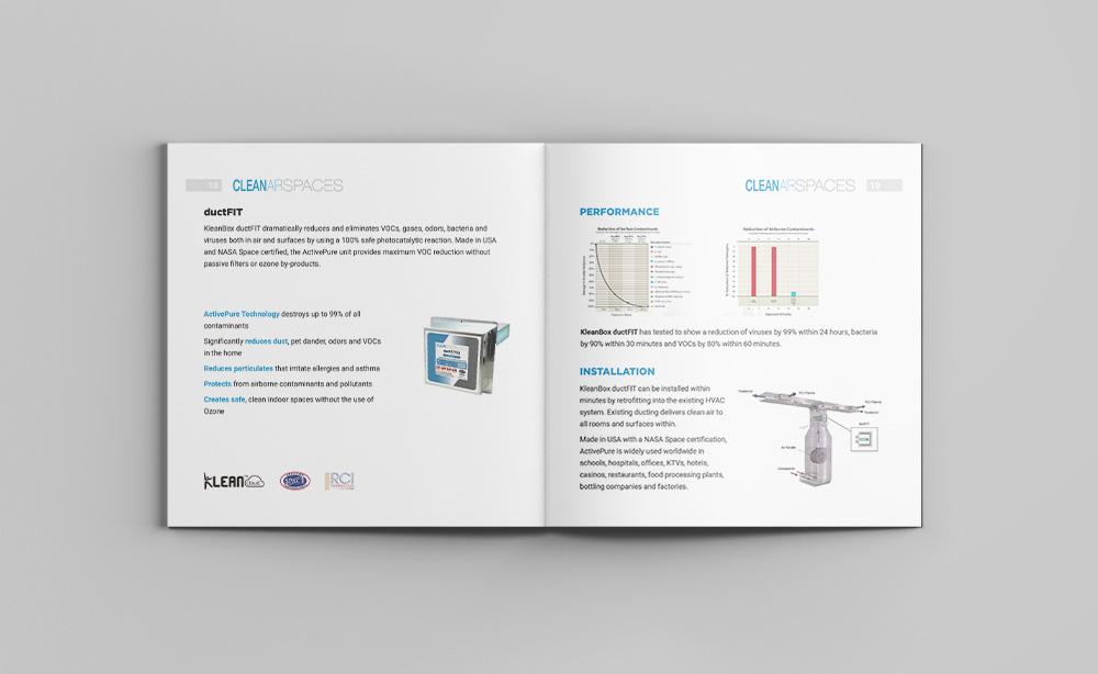 Создание каталога для компании из Китая
