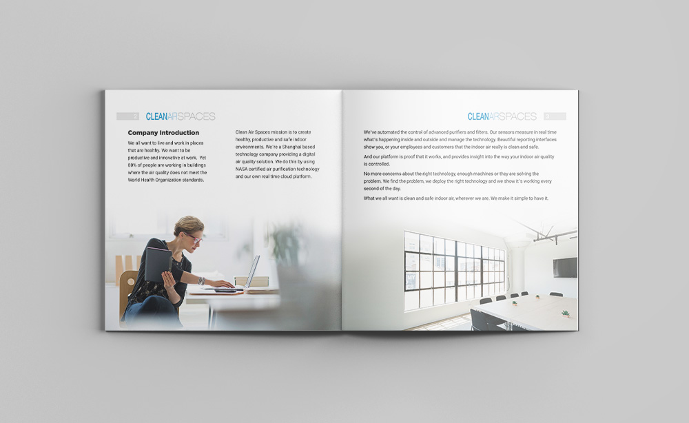 Создание каталога для Cleanairspaces