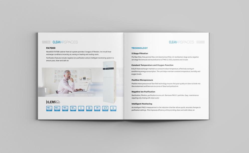 Дизайн каталога для компании из Китая