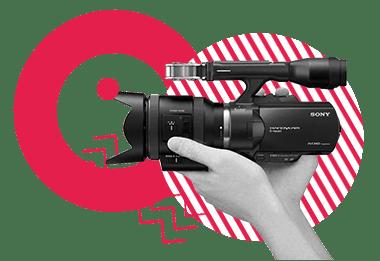 Съемка и монтаж видеороликов от 20000 руб.