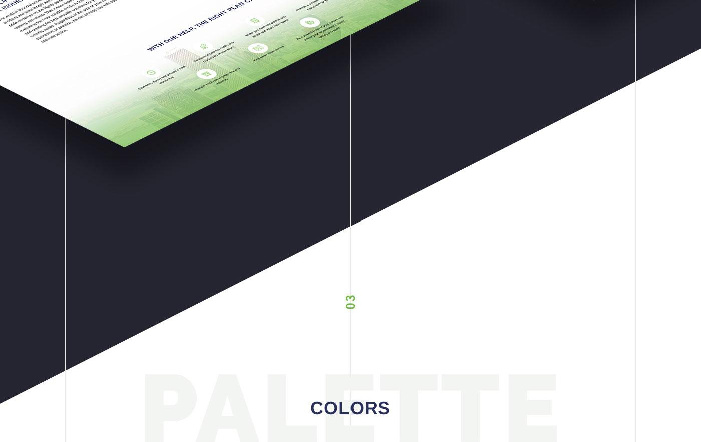 Создание сайта для Baicorp