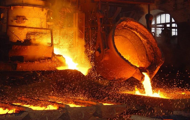 Разработка презентации для металлообрабатывающей компании
