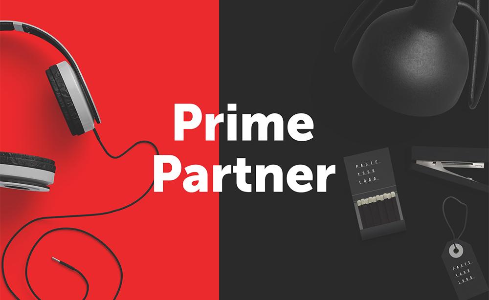 Разработка фирменного стиля для кадрового агентства Prime Partners