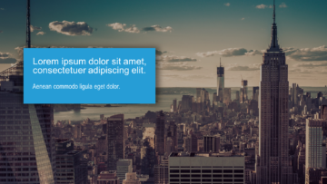 Шаблон презентации PowerPoint -  New York