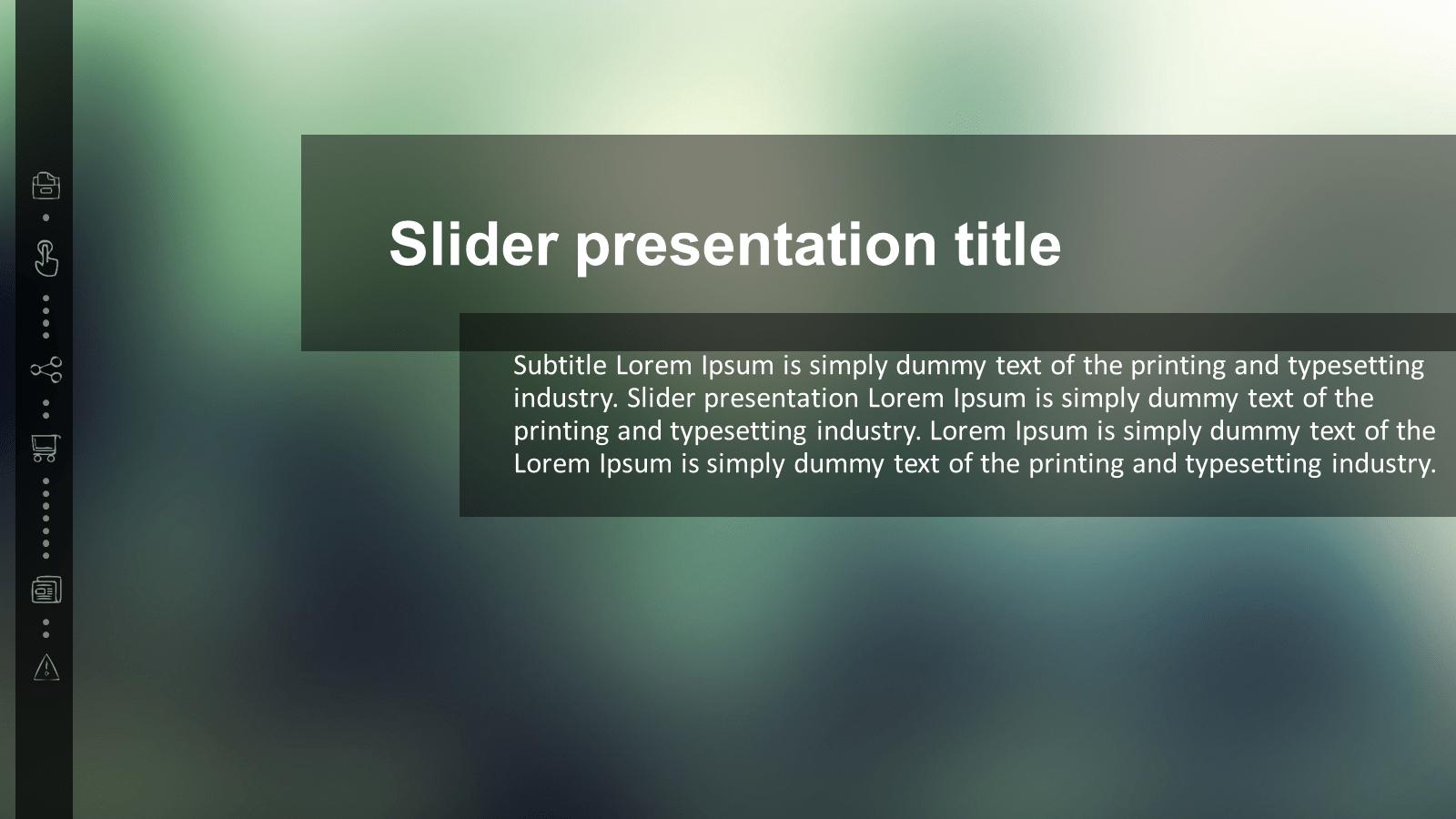 шаблон для презентации powerpoint бизнес скачать бесплатно
