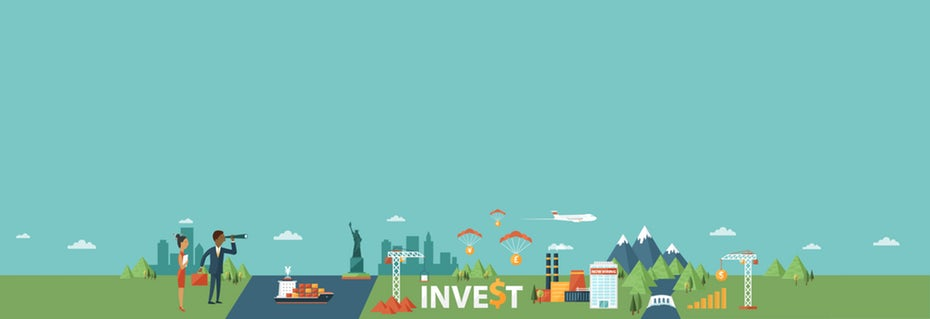 фон для инвестиционных презентаций