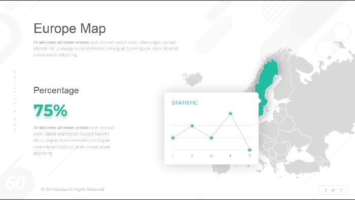 Корпоративный шаблон PowerPoint для стартапа/проекта