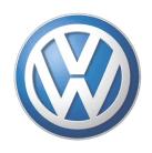 Фирменный стиль и лого Volkswagen