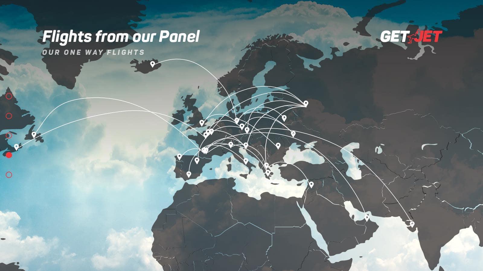 Создание презентации для авиа компании
