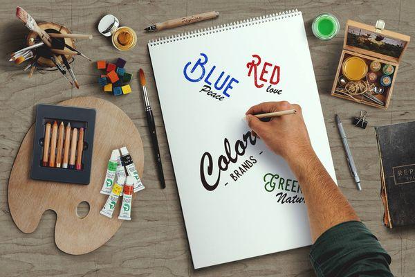 Красивые шрифты в 2021 — 70 трендовых шрифтов, которые можно скачать бесплатно